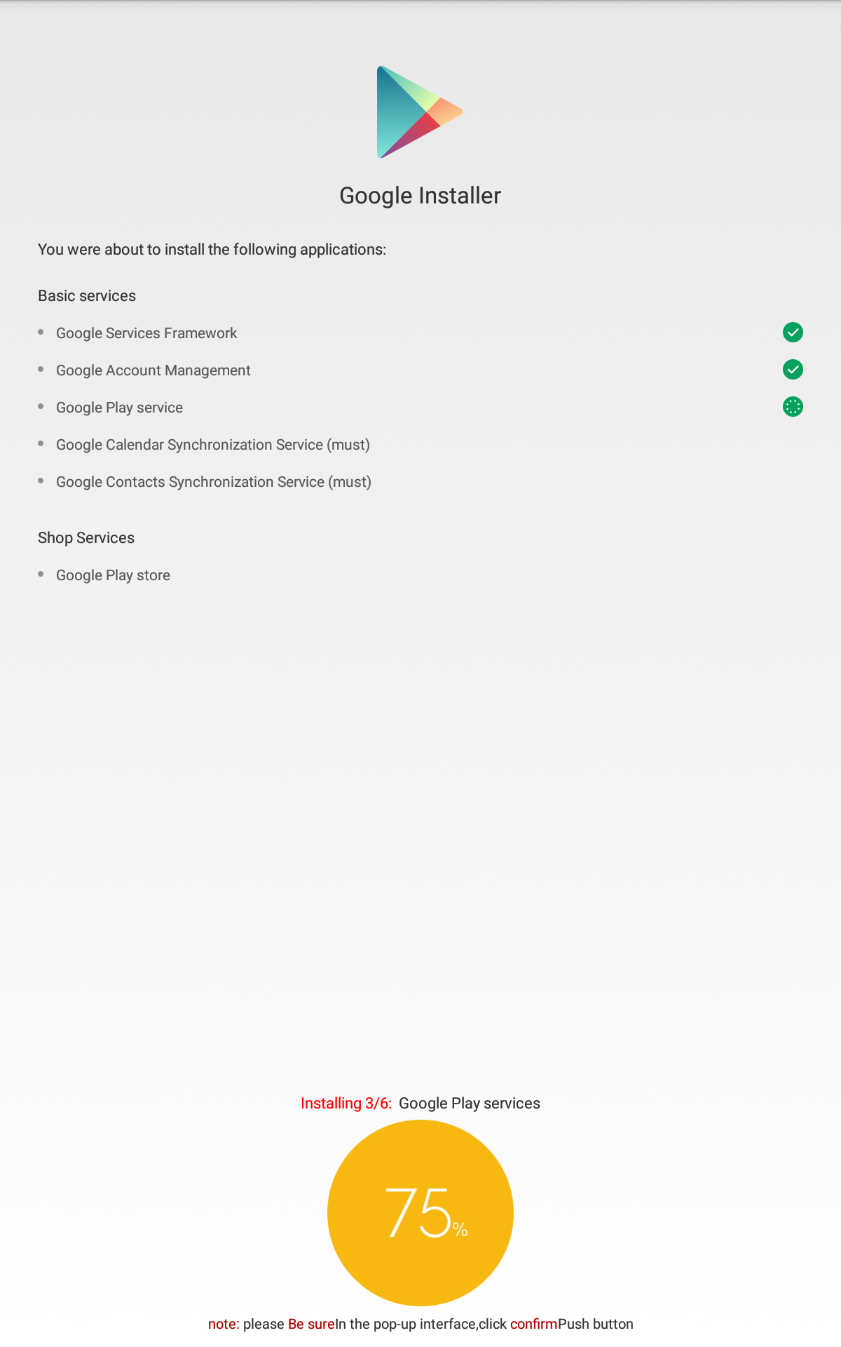Xiaomi MIi Pad 4 Play Store installieren How To 4