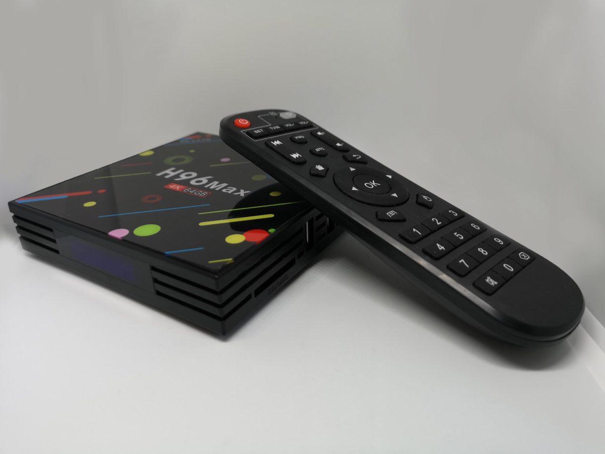 TV Box H96Max2