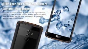 HomTom ZOJI Z9 Ankündigung Outdoor Smartphone 11