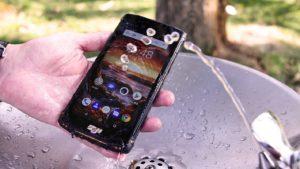 HomTom ZOJI Z9 Ankündigung Outdoor Smartphone 12