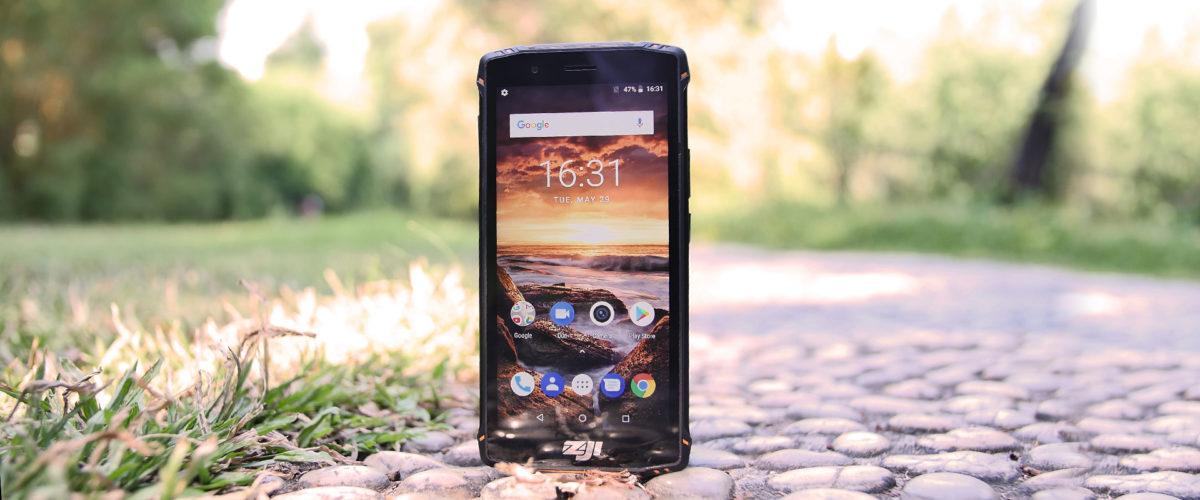 HomTom ZOJI Z9 Ankündigung Outdoor Smartphone 14