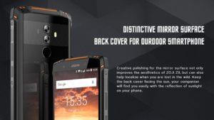 HomTom ZOJI Z9 Ankündigung Outdoor Smartphone 6