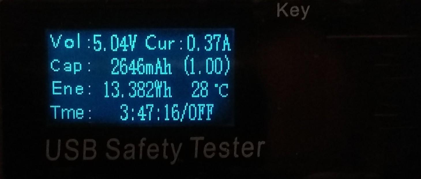 Honor 7C Battery Loading