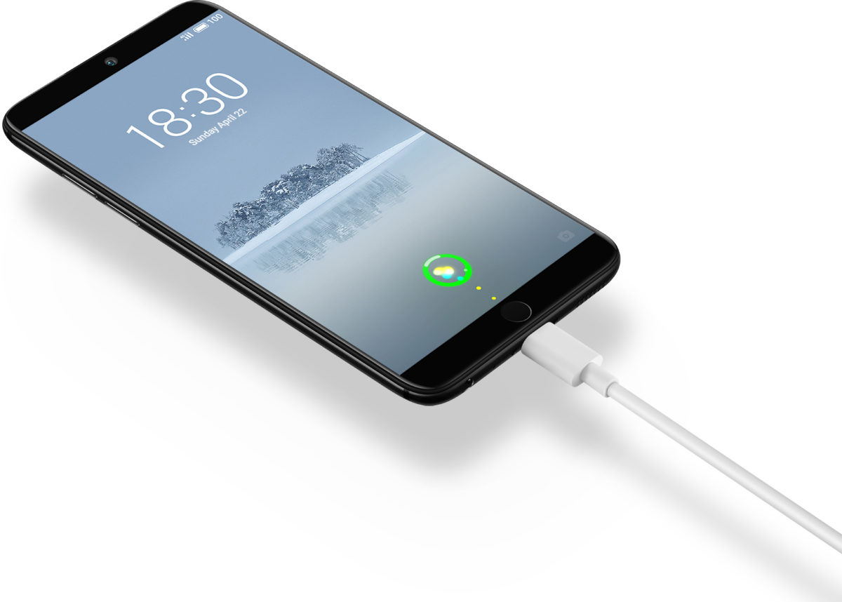 Meizu 15 Plus QUick Charge