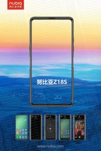 Nubia Z18S Ankündigung Dual Screen Konzept 1
