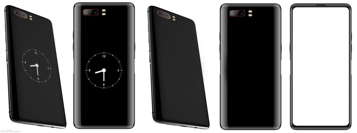 Nubia Z18S Ankündigung Dual Screen Konzept 12