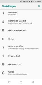 Oukitel K8 Android 2