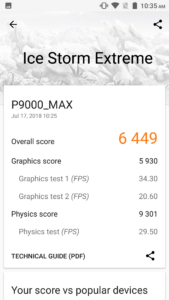 PoptelP9000Max 3DMark