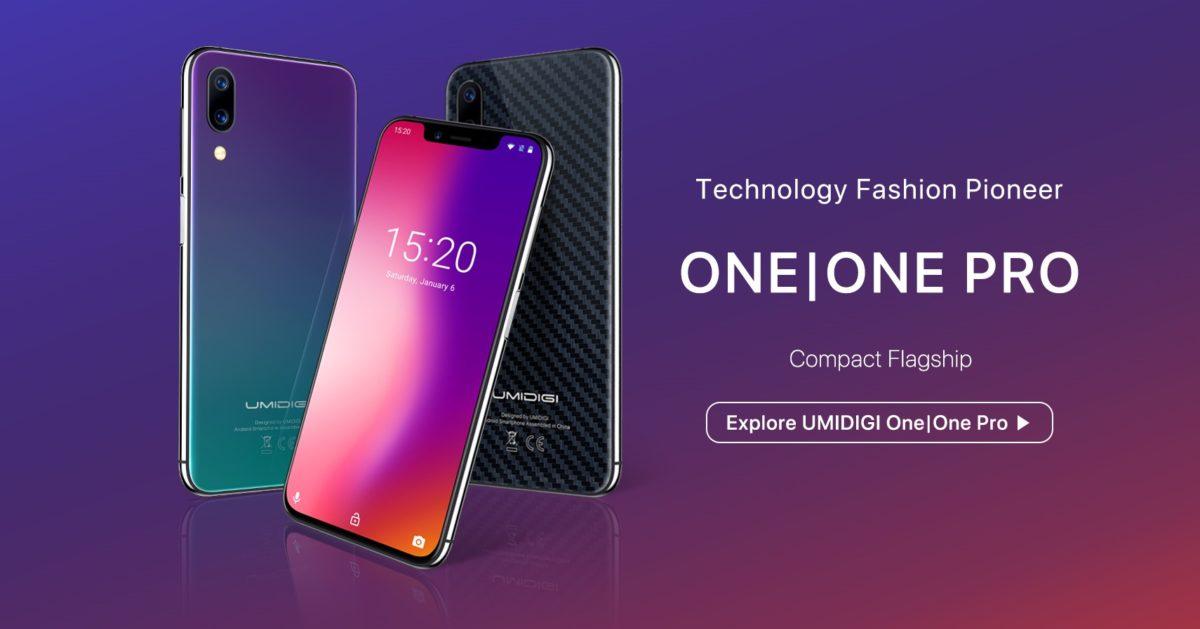 Umidigi One One Pro Ankündigung 1