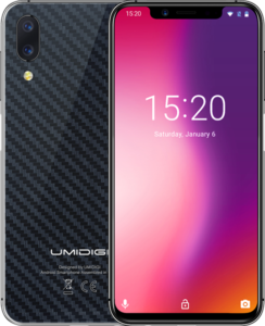 Umidigi One One Pro Ankündigung Farben 2