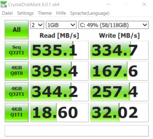 Xiaomi Mi Gaming Notebook Testbericht Benchmarks Screenshots 1