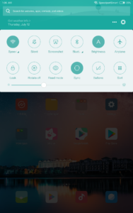 Xiaomi Mi Pad 4 Testbericht 8 Zoll Tablet MIUI Android 1