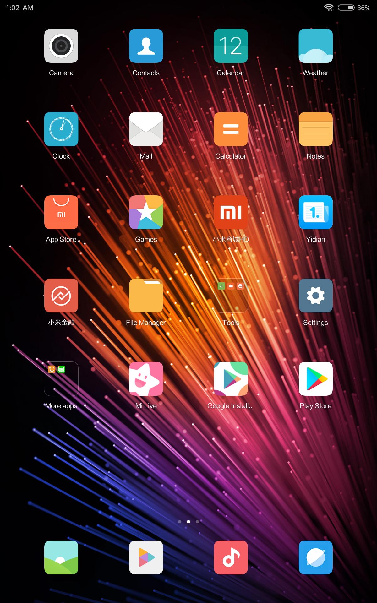 Xiaomi Mi Pad 4 Testbericht 8 Zoll Tablet MIUI Android 3