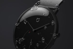 Xiaomi Mijia Quartz Smartwatch Pedometer Black 689940