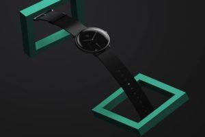 Xiaomi Mijia Quartz Smartwatch Pedometer Black 689941