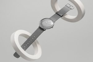 Xiaomi Mijia Quartz Smartwatch Pedometer Gray 689935