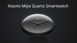 Xiaomi Mijia Quartz Smartwatch Pedometer White 20180720112218532