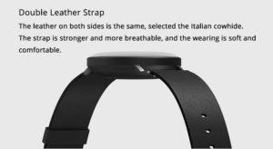 Xiaomi Mijia Quartz Smartwatch Pedometer White 20180720112243795