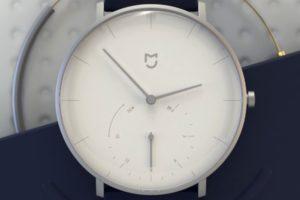 Xiaomi Mijia Quartz Smartwatch Pedometer White 689931
