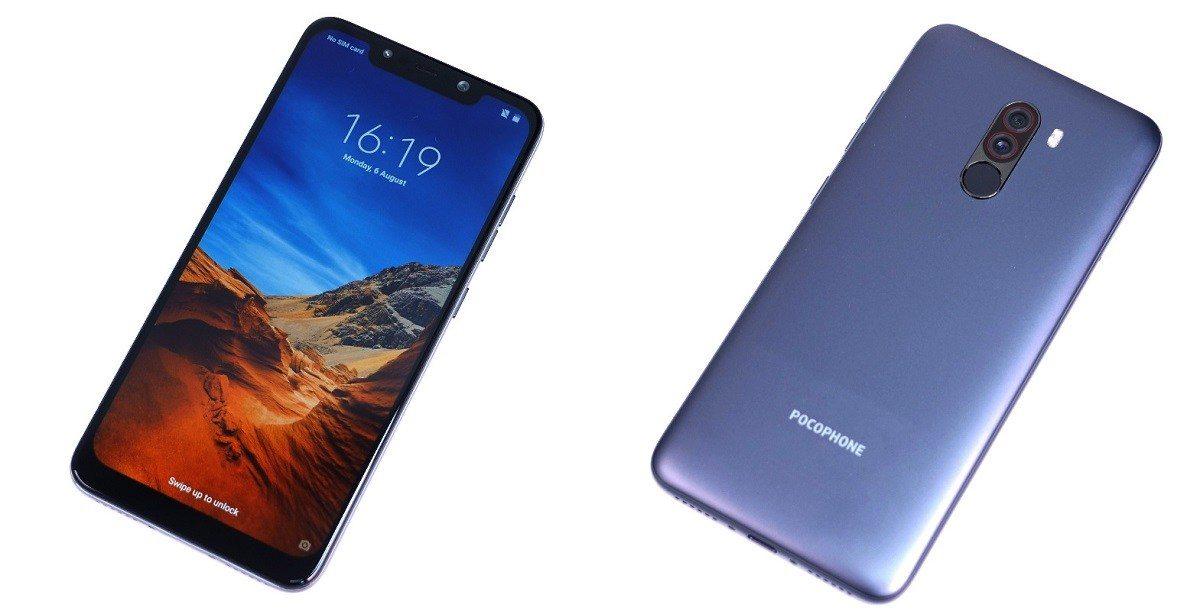 Xiaomi Pocophone F1 neu 2