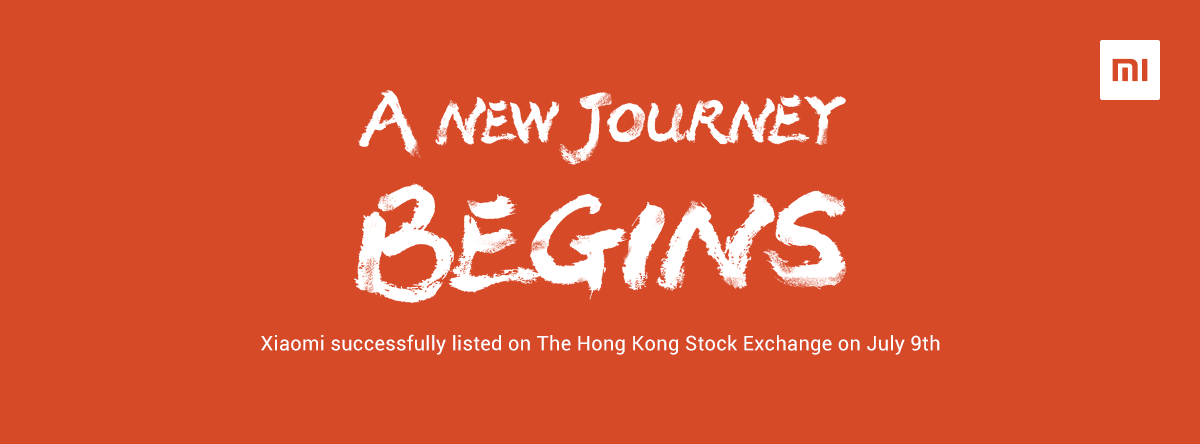 Xiaomi Börsengang Börsenstart Juli 2018 2