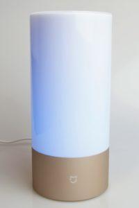 Yeelight Mi Bedside Lamp Testbericht Licht 2