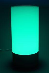Yeelight Mi Bedside Lamp Testbericht Licht 3