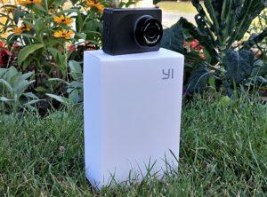 YI Smart Dash Cam Sample