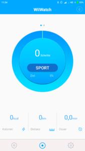 Zeblaze Thor Pro App 1