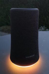 Soundcore Flare Testbericht Anker Bluetooth Lautsprecher Licht 1