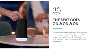 Soundcore Flare Testbericht Anker Bluetooth Lautsprecher Sample 1