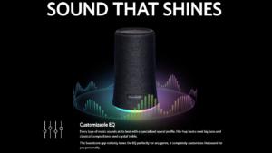 Soundcore Flare Testbericht Anker Bluetooth Lautsprecher Sample 5