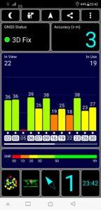 Asus Zenfone 5Z GPS Test Fix 1