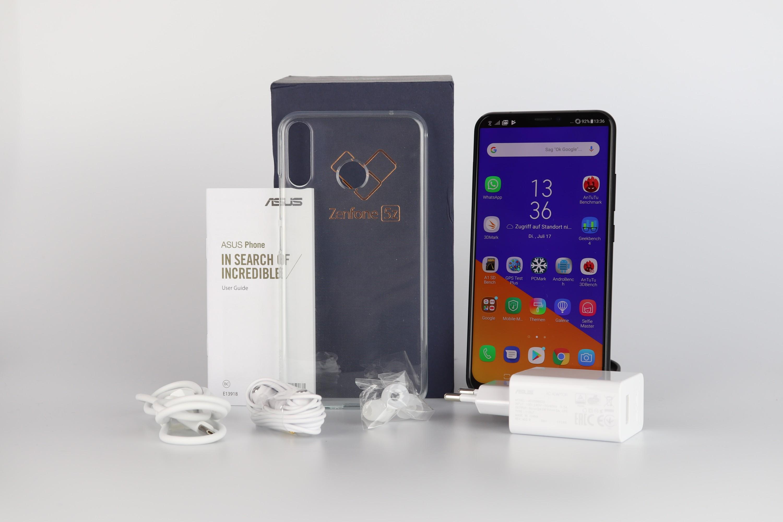 Asus Zenfone 5Z Lieferumfang