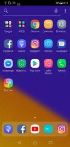 Asus Zenfone 5Z test ZenUI 3