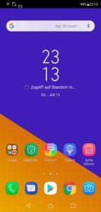 Asus Zenfone 5Z test ZenUI 4