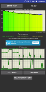 Doogee S55 Testbericht Screenshots Benchmarks 10