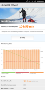 Doogee S55 Testbericht Screenshots Benchmarks 11