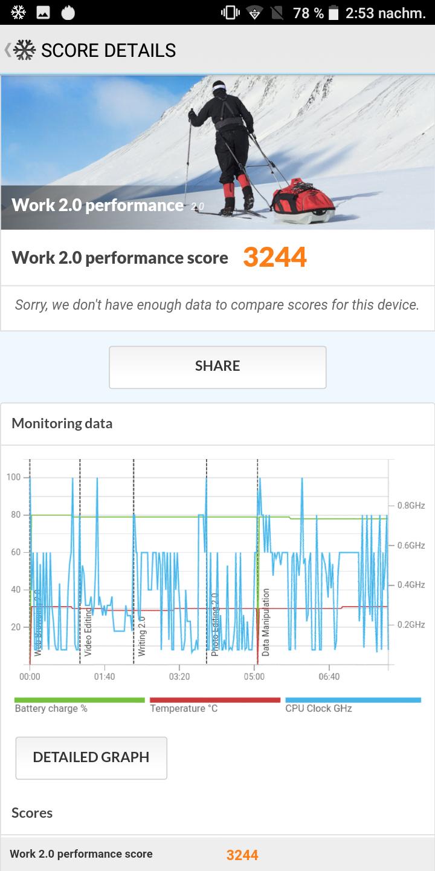 Doogee S55 Testbericht Screenshots Benchmarks 7