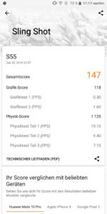 Doogee S55 Testbericht Screenshots Benchmarks 8