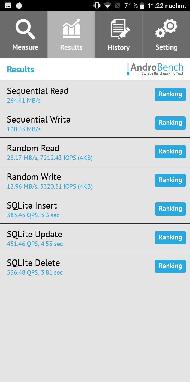 Doogee S55 Testbericht Screenshots Benchmarks 9