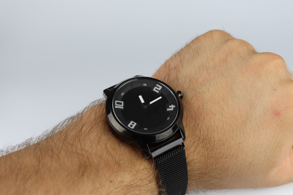 Lenovo Watch X am Arm