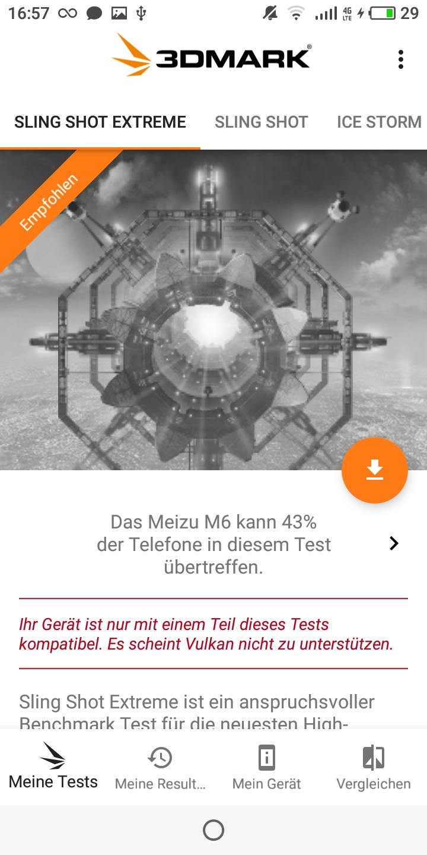Meizu M6T 3D Mark 2