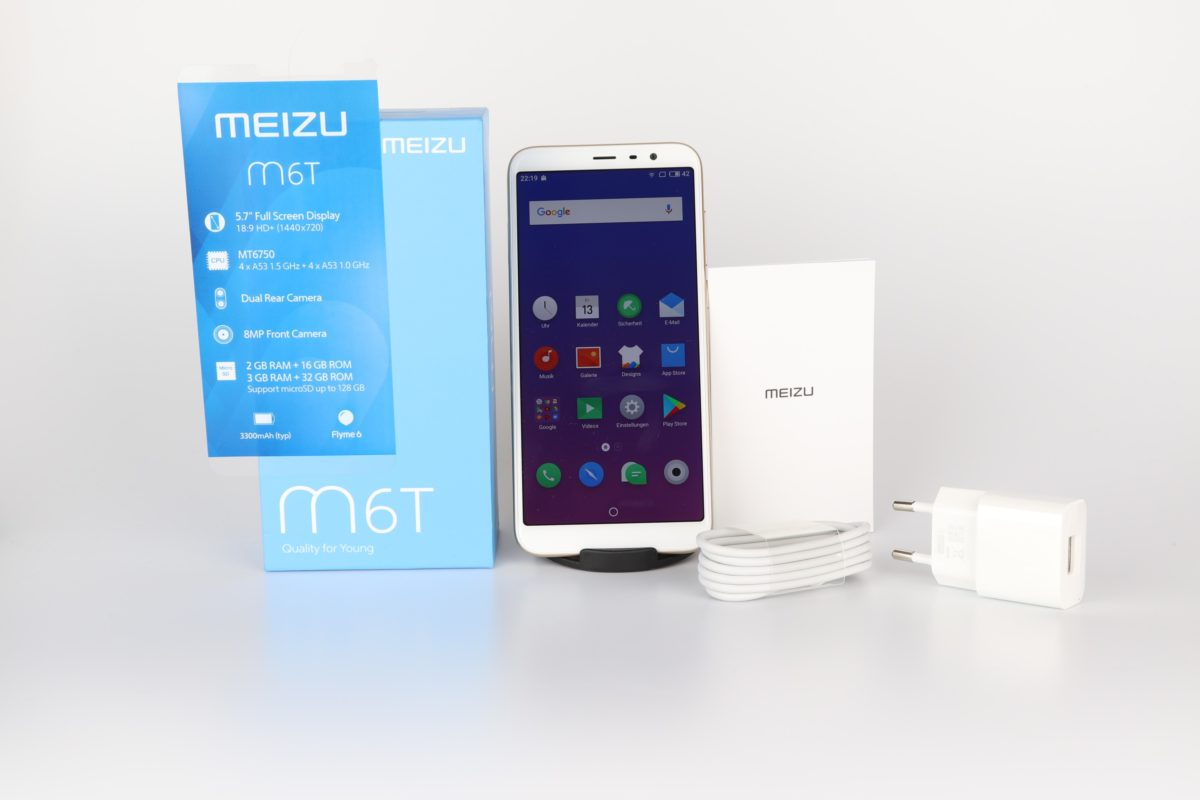 Meizu M6T review 1