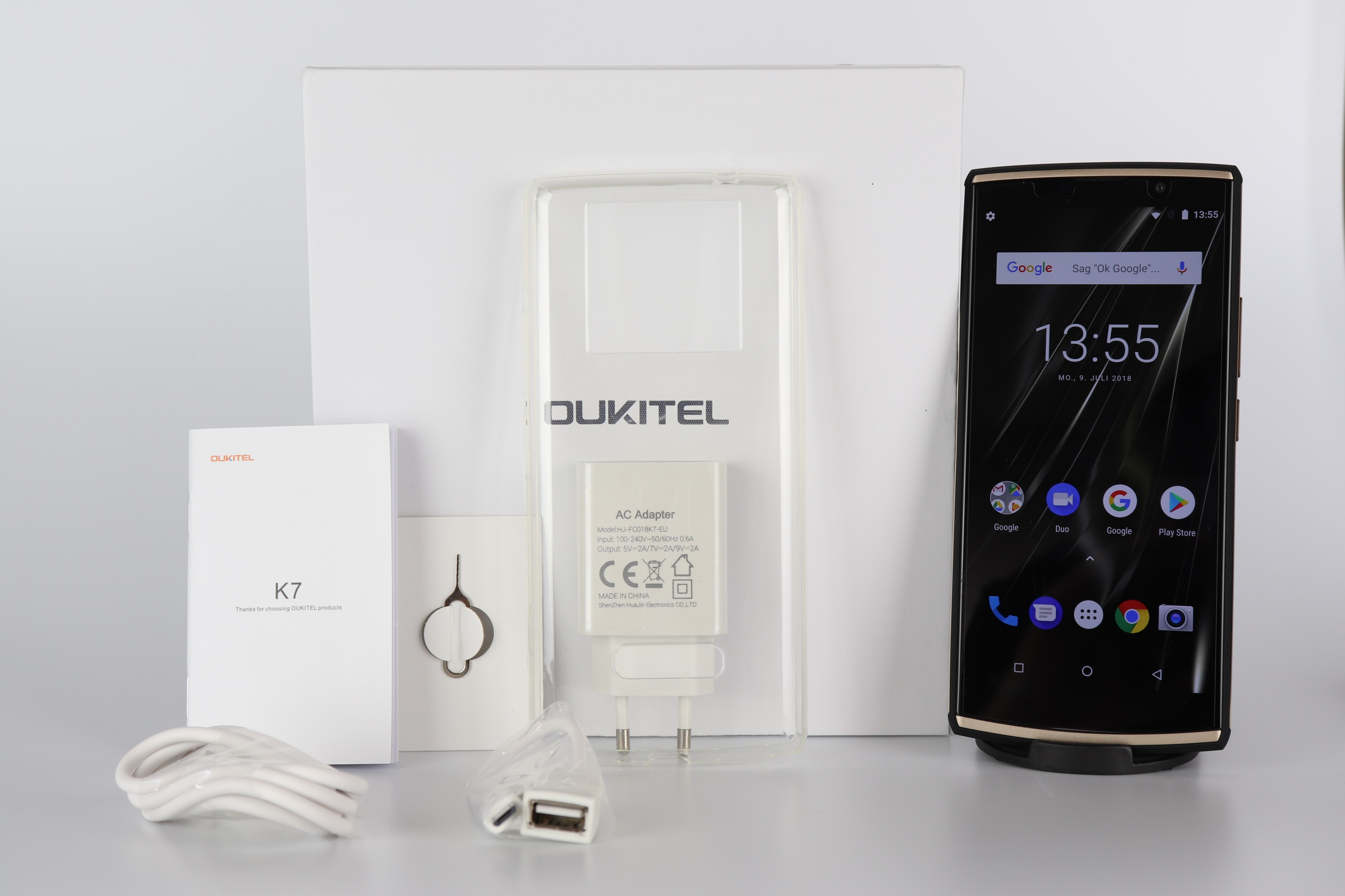 Oukitel K7 review 1