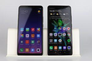 Xiaomi Mi Max 3 vs. Honor Note 10 Vergleich Phablet 3