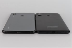 Xiaomi Mi Max 3 vs. Honor Note 10 Vergleich Phablet 5
