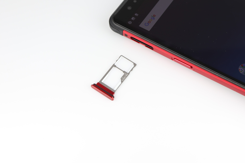 Vernee V2 Pro Micro SD Dual SIM