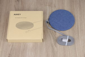 Aukey Wireless Fast Charger Test 5