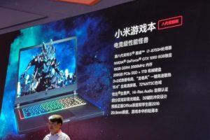 Xiaomi Mi Notebook Pro Mi Gaming Notebook Update 2